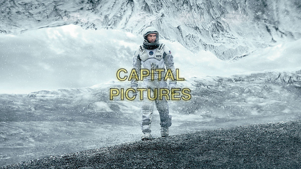 Matthew McConaughey<br /> in Interstellar (2014) <br /> *Filmstill - Editorial Use Only*<br /> CAP/NFS<br /> Image supplied by Capital Pictures