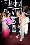 LOS ANGELES - MAY 27: Crystal Hunt, Lindsay Hartley, Chrystee Pharris, Donna Mills at the Marilyn Monroe Missing Moments preview at the Hollywood Museum on May 27, 2015 in Los Angeles, California