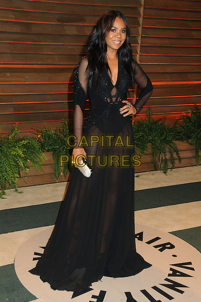 02 March 2014 - West Hollywood, California - Regina Hill. 2014 Vanity Fair Oscar Party following the 86th Academy Awards held at Sunset Plaza. <br /> CAP/ADM/BP<br /> &copy;Byron Purvis/AdMedia/Capital Pictures