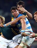 160820 Rugby Championship - South Africa Springboks v Argentina Pumas