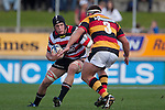 Ronald Raaymaker. ITM Cup rugby game between Waikato and Counties Manukau, played at Waikato Stadium, Hamilton on Saturday 28th August 2010..Waikato won 39 - 3.