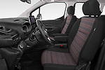 Front seat view of 2019 Opel Combo-Life Innovation 5 Door Mini Mpv Front Seat  car photos