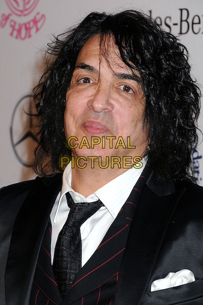 Paul Stanley, KISS.26th Annual Carousel of Hope Gala held at the Beverly Hilton Hotel, Beverly Hills, .California, USA, 20th October 2012..portrait headshot black tie .CAP/ADM/BP.©Byron Purvis/AdMedia/Capital Pictures.