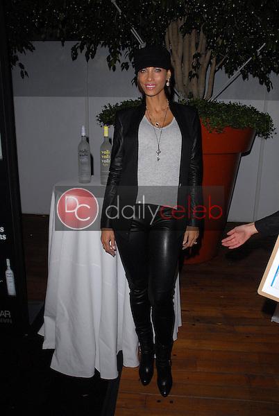 Nicole Murphy<br /> at Voli Light Vodka's Holiday Party, SkyBar, West Hollywood, CA 12-06-12<br /> David Edwards/DailyCeleb.com 818-249-4998