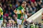 Barry John Keane Kerry in action against  Cork in the National Football league in Austin Stack Park, Tralee on Sunday.