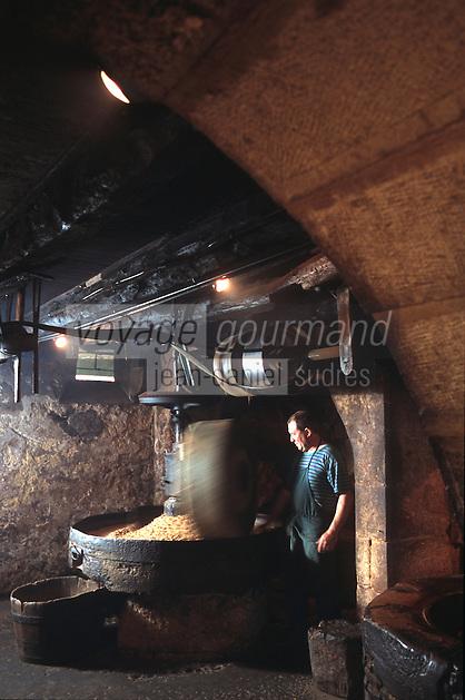 """Europe/France/Aquitaine/24/Dordogne/Vallée de la Dordogne/Périgord/Périgord Noir/Env de Sarlat-la-Canéda/Sainte Nathalène: Moulin à huile de Noix """"Moulin de la Tour"""""""