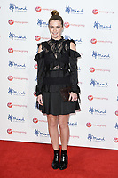 Lauren McQueen<br /> arriving for the Giving Mind Media Awards 2017 at the Odeon Leicester Square, London<br /> <br /> <br /> ©Ash Knotek  D3350  13/11/2017