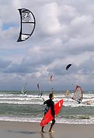 Kitesurfen in Scheveningen