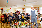 Resident chef Joe Glonek with residents from Oaklands Nursing Home in Listowel at The Healthy Living Presentation on Friday with Agata Nowik (activities Co-Ordinator), Marta Piskorowska (person in charge), Mairead Hanlon (Course Tutor)