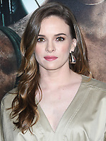 12 March 2018 - Hollywood, California - Danielle Panabaker. &quot;Tomb Raider&quot; Los Angeles Premiere held at TCL Chinese Theatre. <br /> CAP/ADM/BT<br /> &copy;BT/ADM/Capital Pictures
