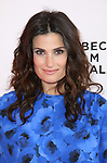 Tribeca Talks Storytellers: Idina Menzel - Arrivals