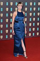 Tracey Seward<br /> arriving for the BAFTA Film Awards 2020 at the Royal Albert Hall, London.<br /> <br /> ©Ash Knotek  D3554 02/02/2020