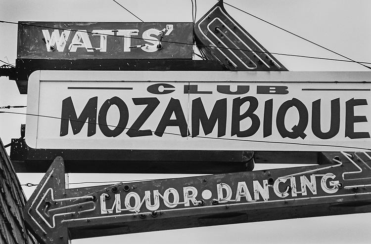 Club Mozambique site of Rep. Barbra Rose Collins fundraiser. (Photo by Rebecca Roth/CQ Roll Call via Getty Images)