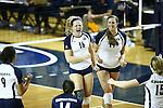 2014 BYU Women's Volleyball vs Pepperdine