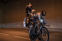 Hannah Barnes (GBR)<br /> <br /> Women Elite Individual Time Trial<br /> <br /> UCI 2017 Road World Championships - Bergen/Norway