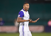 Washington, D.C. - September 24, 2016: D.C. United defeated Orlando City SC 4-1 in a MLS match at RFK Stadium..