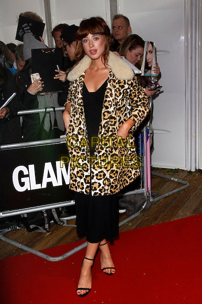 LONDON, ENGLAND - JUNE 02 :  Foxes arrives at the Glamour Women Of The Year Awards at Berkeley Square Gardens on June 02, 2015 in London, England.<br /> CAP/AH<br /> &copy;AH/Capital Pictures