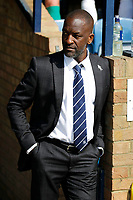 Southend United manager, Chris Powell during the Sky Bet League 1 match between Southend United and MK Dons at Roots Hall, Southend, England on 21 April 2018. Photo by Carlton Myrie.