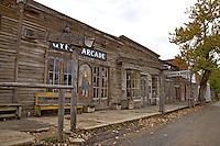 Ghost Town, Virginia City Montana