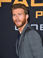 Scott Eastwood at the Global premiere for &quot;Pacific Rim Uprising&quot; at the TCL Chinese Theatre, Los Angeles, USA 21 March 2018<br /> Picture: Paul Smith/Featureflash/SilverHub 0208 004 5359 sales@silverhubmedia.com