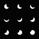 Partial solar eclipse, Partielle Sonnenfinsternis über dem Ruggeller Riet, Ruggell, Rheintal, Rhine-valley, Liechtenstein. 20.03.2015