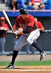 7 March 2011: Houston Astros' outfielder Hunter Pence in action during a Spring Training game against the Washington Nationals at Space Coast Stadium in Viera, Florida. The Nationals defeated the Astros 14-9 in Grapefruit League action. Mandatory Credit: Ed Wolfstein Photo