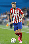 Atletico de Madrid's Guilherme Siqueira during La Liga match.September 22,2015. (ALTERPHOTOS/Acero)