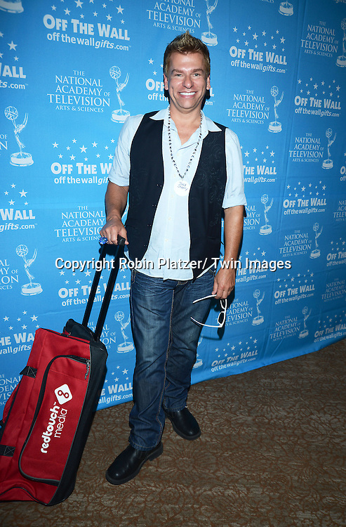 Todd Sherry attends the Gifting Suitefor the Daytime Emmy Awards by Off The Wall Productions on June 15, 2013 at the Beverly Hills Hotel in Beverly Hills, California.