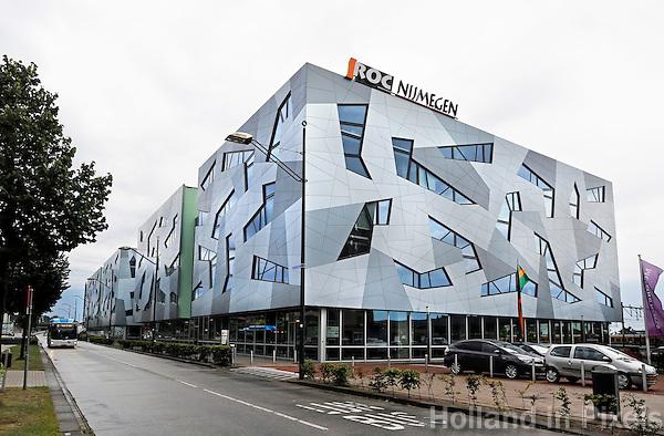 Nederland  Nijmegen  2016. Het ROC in Nijmegen. Foto Berlinda van Dam / Hollandse Hoogte