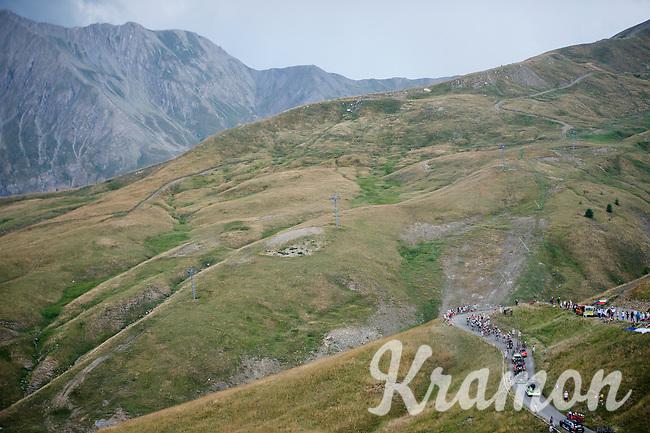 up Col d'Allos (1C/2250m/14km/5.5%)<br /> <br /> stage 17: Digne-les-Bains - Pra Loup (161km)<br /> 2015 Tour de France