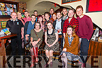 Laoise Phelan,  Basin Road Tralee celebrating her 21st with friends and family on Saturday night at the Abbey Inn