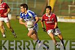 Dromid Pearses v Gearoid O'Sullivan Derrytresk in the AIB All Ireland Junior Club Championship Semi Final at Portlaoise on Sunday