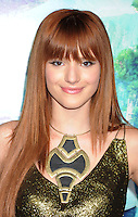 HOLLYWOOD, CA - FEBRUARY 02: Bella Thorne attends 'Journey 2: The Mysterious Island' Los Angeles Premiere at Grauman's Chinese Theatre on February 2, 2012 in Hollywood, California.