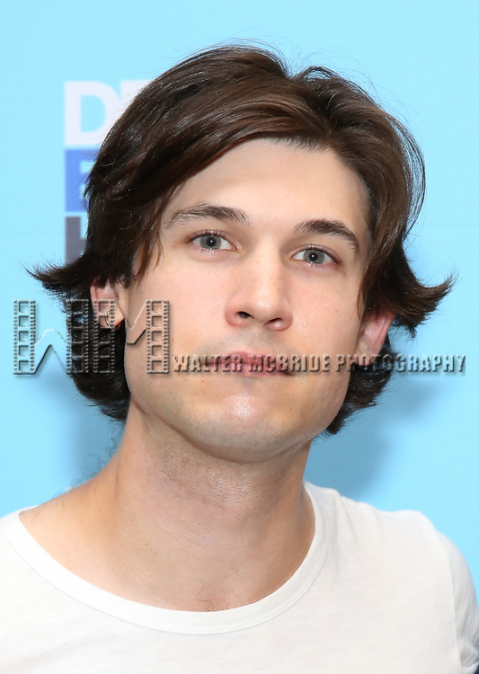 Marrick Smith attends the National Tour Photo Call for 'Dear Evan Hansen' on September 6, 2018 at the New 42nd Street Studios in New York City.