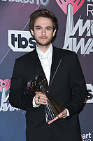 11 March 2018 - Inglewood, California - Zedd. 2018 iHeart Radio Awards - Press Room held at The Forum. <br /> CAP/ADM/BT<br /> &copy;BT/ADM/Capital Pictures