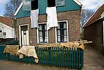 Urk village, Zuiderzee museum, Enkhuizen, Netherland