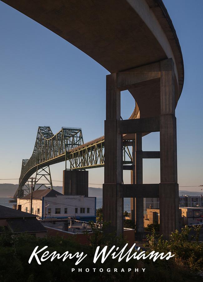 Astoria-Megler Bridge, Columbia River, Astoria, Oregon