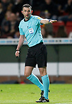 English referee Michael Oliver during FIFA World Cup 2018 Qualifying Round match. March 24,2017.(ALTERPHOTOS/Acero)
