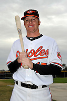 Feb 27, 2010; Tampa, FL, USA; Baltimore Orioles  infielder Justin Tuner (15) during  photoday at Ed Smith Stadium. Mandatory Credit: Tomasso De Rosa