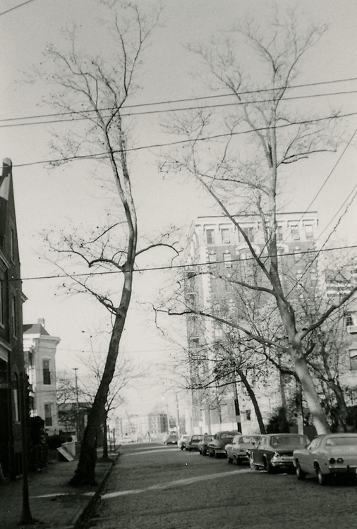 UNDATED..Conservation.Downtown West (A-1-3)....Botetourt Street looking North from Freemason Street...NEG#.NRHA#..