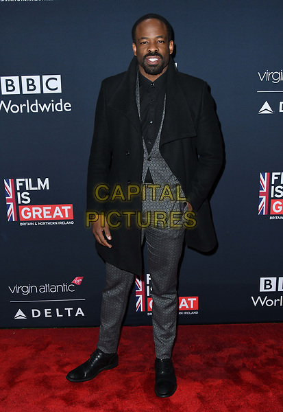 02 March 2018 - Los Angeles, California - Chike Okonkwo. Film is GREAT Reception to honor British Nominees held at a Private Residence. <br /> CAP/ADM/BT<br /> &copy;BT/ADM/Capital Pictures