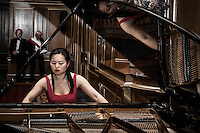 Annie Yim Concert Pianist City of London Clothworkers Hall