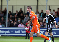 Pictured: Danny Graham of Swansea. Saturday 17 July 2011<br />