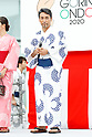 Chris Peppler, <br /> JULY 24, 2017 : <br /> Event for Tokyo 2020 Olympic and Paralympic games is held <br /> at Toranomon hills in Tokyo, Japan. <br /> &quot;TOKYO GORIN ONDO&quot; will be renewed as &quot;TOKYO GORIN ONDO - 2020 -&quot;.<br /> (Photo by Yohei Osada/AFLO SPORT)