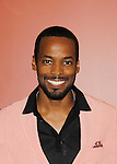 """Anthony Montgomery will be """"Dr. Andre Maddox"""" on General Hospital airing Nov. 6, 2015 and (Star Trek) stars in The Man in 3B with its premier on September 25, 2015 at the 19th Annual Urbanworld Film Festival in New York City, New York.  (Photo by Sue Coflin/Max Photos)"""