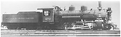 Side view of K-28 #470.<br /> D&amp;RGW  ALCO, Schenectady, NY  9/1923