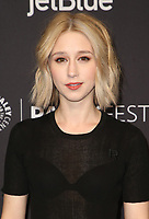 """24 March 2019 - Hollywood, California - Taissa Farmiga. 2019 PaleyFest LA - """"The Twilight Zone"""" held at The Dolby Theater. <br /> CAP/ADM/FS<br /> ©FS/ADM/Capital Pictures"""