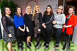 Staff of the Rose Hotel enjoying their party in Benners Hotel on Sunday night.L-r, Geigerne Gulkai, Kim Ann Serinity, Sandra Ergardt, Esta Grigaliuneine, Jana Vaolann, Kate Zagorska and Gosar Ruseka.