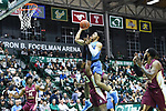 Tulane basketball falls to Florida State, 80-69, to begin the 2018-19 season.