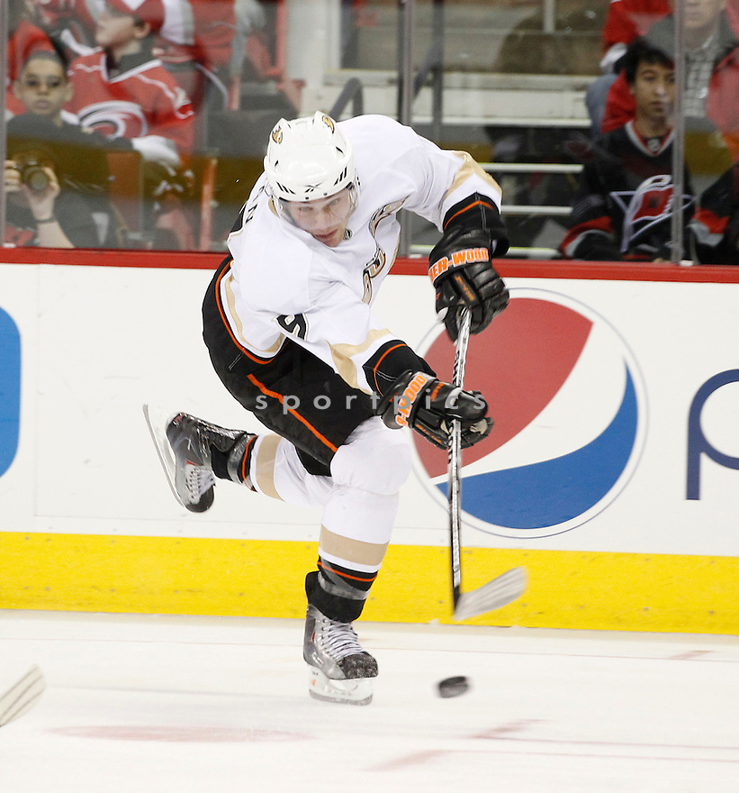 BOBBY RYAN, of the Anaheim Ducks.
